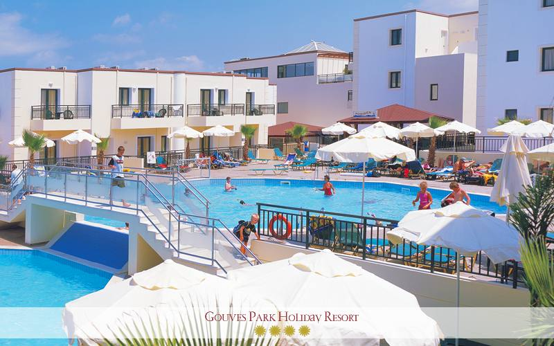 Hotel Gouves Park - Gouves - Heraklion Kreta